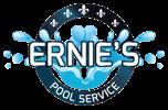 Ernies Pool Service, Inc. Logo